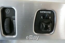02 03 04 05 Ford Thunderbird Headlight Mirror Switch Dash Trim Left DRIVER OEM