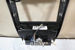 07 08 09 Equinox Radio Climate Control Shifter Window Switch Panel Bezel OEM