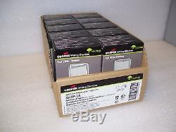 10 Light Switch Cooper Wiring Si10p-la Dimmer Slide Sp/3way 1000w Incandescent