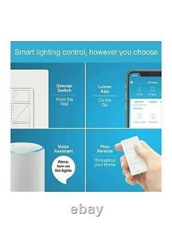 10 QTY Caseta Wireless Smart Lighting Dimmer Switch Starter Kit P-BDG-PKG1W