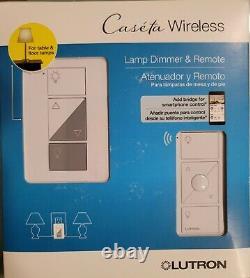 10 QTY Lutron Caseta Wireless Single-Pole/3-Way Smart Lighting Lamp Dimmer