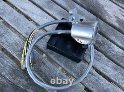 1968-1970 CL450 CB450 CL350 CB350 CL175 CB175 RH Light, Dimmer & Starter switch