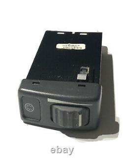 1998 1999 2000 VOLVO S70 V70 DASH LIGHT DIMMER SWITCH OEM 6849861 Genuine Real