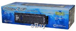 (2) Chauvet PRO-D6 Dimmer Switch Pack 115V/230V+Wireless Battery Par Can Light