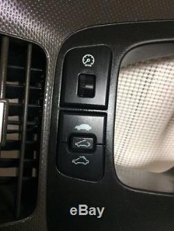 2006-2014 Honda Ridgeline Dash Surround Bezel Dual Zone Climate Control Warranty