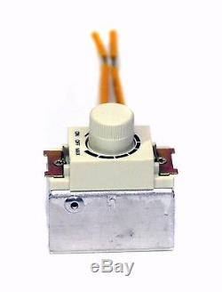 50x Lighting Control Dimmer DC-306 + On-Off Switch Load= AC220V-240V 800W Taiwan