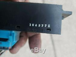 87-89 Buick Reatta Riviera Sentinel Master Headlight Cruise Hazard Switch