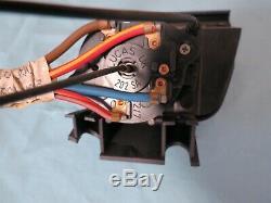88 89 90 91 Jaguar XJS Headlight Control Dash Switch w Panel OEM Lucas DAC5957