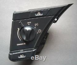 92-93 1992-1993 Chevy Corvette c4 Headlight Foglight Dimmer Traction Switch OEM