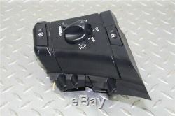 94-96 C4 Driver Left Headlight Headlamp Control Switch Dimmer Module Fog Lights