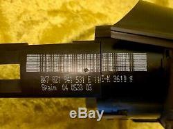 AUDI A2 / 8Z Schalter Lichtschalter Drehknopf NSW vorne 8Z1941531E Original