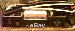 Alfa Romeo spider S3 lower dash 2 pieces / dash light/ dimmer Switch 86-87