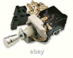 American Gearhead Headlight Dimmer Dome Light Switch GM Street Rod Delco Plug