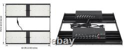 BAVA 480 Watt Led Grow Light Dimmer & 4 Switches