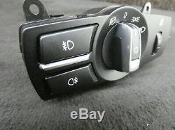 BMW 5er F11 6er F06 7er F01 X3 F25 X4 F26 Bedieneinheit Licht Schalter 9192744