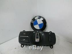 BMW X3 F25 Schalter Lichtschalter 9192744 Lichtautomatik
