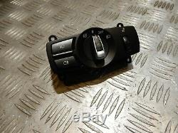 Bmw 5 Series 2014 F10 F11 Headlight Control Switch Unit 9192744 46#58