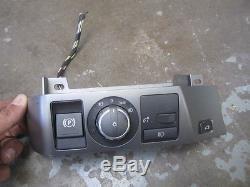 Bmw E65 E66 Headlight Switch Fog Light Dimmer Oem 750i 750li 760 61316941995