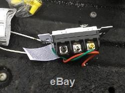 Brand New LUTRON Maestro Wireless MRF2-F6AN-DV-WH Dimmer Light Switch