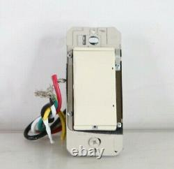 C4-SW120277-LA, Control4 (Light Almond) Wireless Switch WH BR Avail. E99