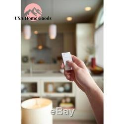 Caseta Wireless Smart Lighting Dimmer Switch (2 Pcs) Starter Kit With Mobile App