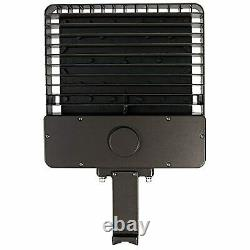Commercial Electric Commercial Area Light 18,000 Lumens Bronze Outdoor
