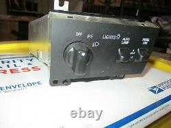 Continental Lighting Control Module LCM Headlight Turn Signal Switch Dimmer 02