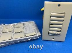 Control4 C4-KD120 Wireless Keypad Dimmer Light Almond READ! Working zigbee smart