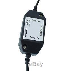 DC12-24V LED Dimmer Switching Controller for LED Strip Light Adjust Brightness