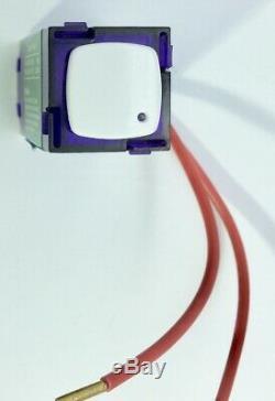 Dimmer LED Light Switch UNIVERSAL 5x Push Buton Progm HPM CLIPSAL Comptble 350va