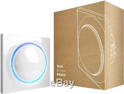 FIBARO Walli Dimmer/Z-Wave Plus Dimmable Switch for Lights and LED Stripes, FGWD