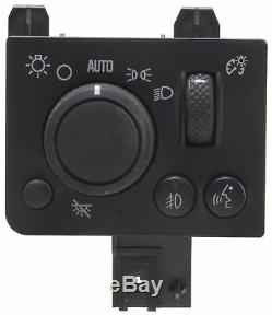 Fog Light Switch-Instrument Panel Dimmer Switch Wells SW6260
