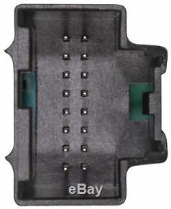Fog Light Switch-Instrument Panel Dimmer Switch Wells SW8662