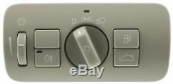 Fog Light Switch-Instrument Panel Dimmer Switch Wells SW9029