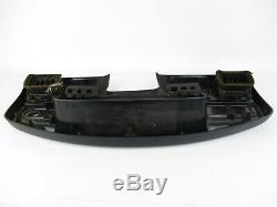 Ford F150 F250 F350 Bronco Dash Speedometer Instrument Cluster Panel Bezel 92-96