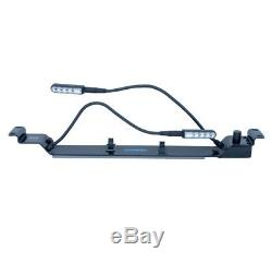 Furman Front Rack LED Lights with dimmer switch runs cool & efficient Rackmount