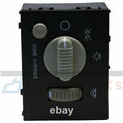Headlight Dimmer Parking Lights Switch For Chevy GMC SUV Sierra Silverado Yukon
