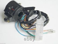 Honda MTX 125 200 MTX125 MTX200 Light Dimmer Winker Turnlights Horn Switch Assy