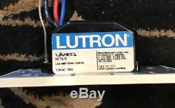 Huge Lot Of 25 Lutron Vareo Switches, Dimmers And Fan Speed Control! Light Almond