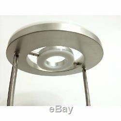 LED Floor Light Elegant Oval Shape Lamp Living Room Lighting Dimmer Switch Lamp