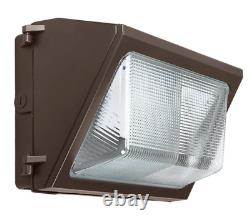 LED Wall Pack Light Flood Area Commercial Industrial Light Outdoor Security