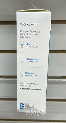 LOT OF 5Lutron Caseta Wireless Smart Lighting Dimmer Switch and Remote Kit NEW
