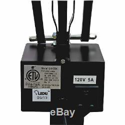 Ledu 3-way Switch Task Lamp 2fluorescent, Incandescent Bulb Adjustable