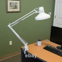Ledu 3-way Switch Task Lamp 2incandescent, Fluorescent Bulb Adjustable
