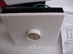 Light Switch 2 Cooper RAI20-W Architectural Rotary Switch Single Pole 2000W