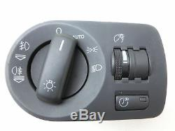 Light switch Switch edge dimmer Mst NSL for Xenon Audi A3 8P 04-08 8P1941531F
