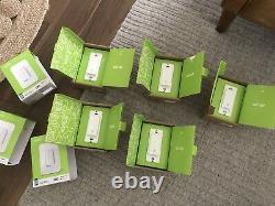 Lot of 5 open/working Wemo Dimmer Wifi Smart Light Switch