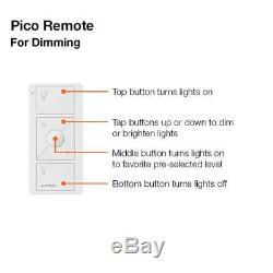 Lutron Caseta Wireless Smart Lighting 2 Dimmer Switch Starter Kit P-BDG-PKG2
