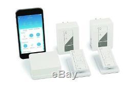 Lutron Caseta Wireless Smart Lighting Dimmer Switch (2 count) P-BDG-PKG2P