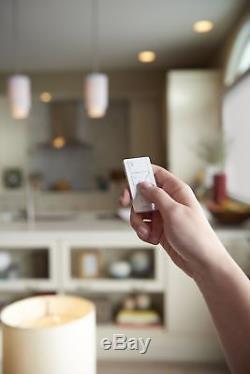 Lutron Caseta Wireless Smart Lighting Dimmer Switch (2 count) Starter Kit P-B
